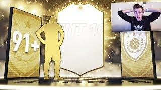 TRAFIŁEM NAJLEPSZĄ IKONĘ W ŻYCIU! PACZKA Z GWARANTOWANĄ IKONĄ | FIFA 19 PACK OPENING