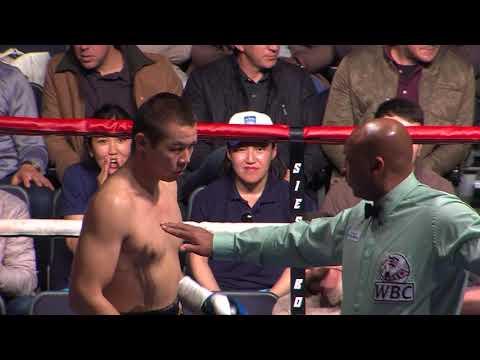 Yernar Yeshenov vs Michael McGurk WBC Silver Youth Super Welterweight Title