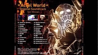Accel World OST (Feat.MintJam)  20 Silvery Wings