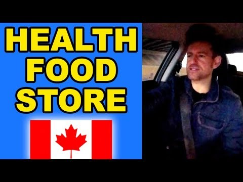 Natural Food Store in Calgary