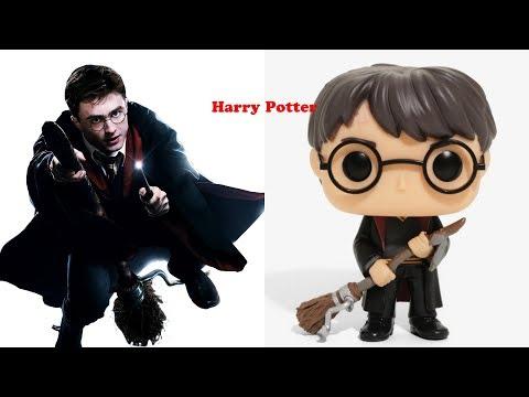 Harry Potter As Funko POP  POP FUNKO VS Movies etc