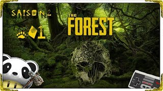 🔪 THE FOREST #01 - ON SE CRASH EN AVION DANS LA JUNGLE ! Feat NAGATO [PC-FR-720P-60FPS]