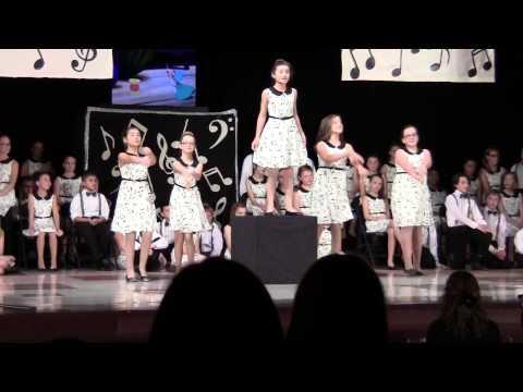 The Horizon Show Choir-Menken Music-Part 1 Show