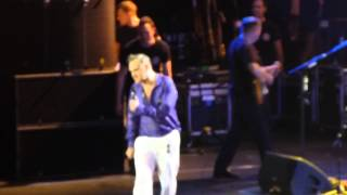 Morrissey - Everyday Is Like Sunday - London O2 Arena - 29th November 2014