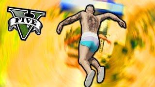GTA V - GRAND PRIX !! SALGO VOLANDO Y NO MUERO !!! | MrWikky92