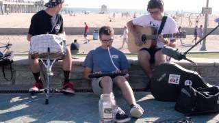 "Panoramic - The Front Bottoms ""Flashlight"" acoustic cover"