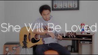 Baixar (Maroon 5) She Will Be Loved - Rodrigo Yukio (Fingerstyle Guitar Cover) & New Channel! (FREE TABS)