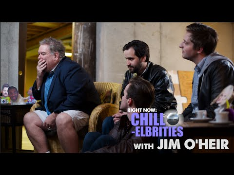 Chillebrities with Jim O'Heir