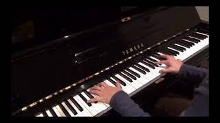 Vangelis - Chariots of Fire (piano cover)