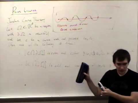Computational Geometry Lecture 14: Point location and trapezoidal decompositions