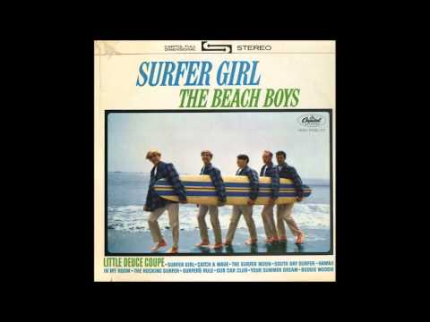 """The Beach Boys - """"Catch A Wave"""" - Stereo LP Version"""