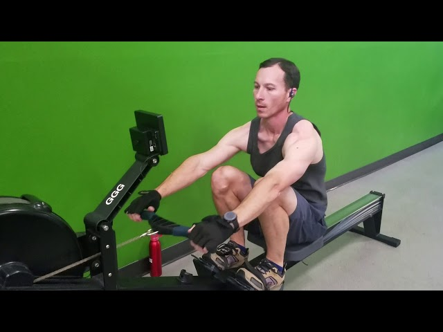 Indoor Rowing Proper Technique