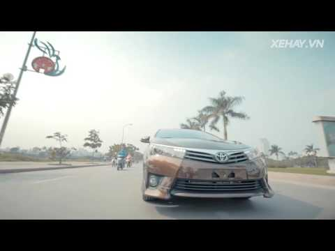 đánh giá xe altis 2016 của website taisao.info