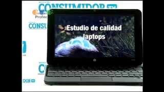 Profeco TV 33.3 Estudio de calidad: Laptops
