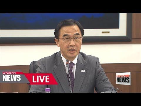 [LIVE/ARIRANG NEWS] S. Korean gov't approves US$2.6 mil. to bankroll N. Korea's...