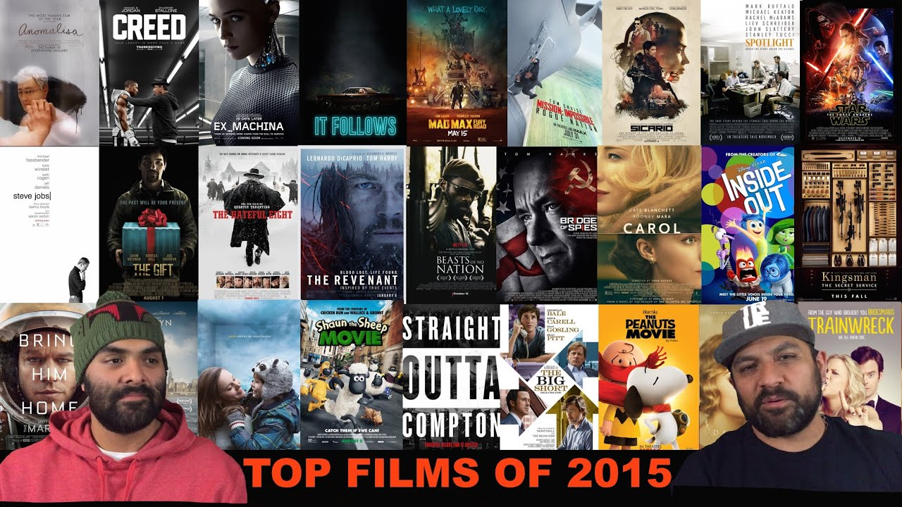 top films of 2015 youtube. Black Bedroom Furniture Sets. Home Design Ideas