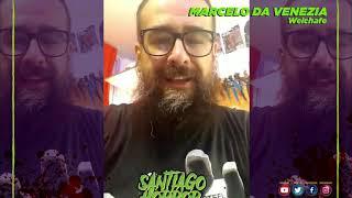 """🎸Marcelo Da Venezia 🎸, miembro de la destacada banda """"Weichafe"""", nos invita a Santiago Horror 2020"""