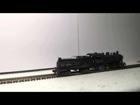 N Scale Model Power Southern Pacific Mogul 2-6-0 W/ Tsunami 750 DCC Sound