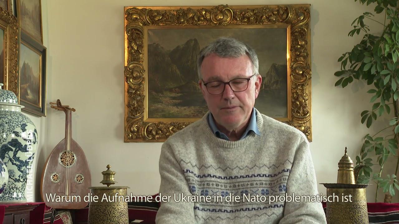 Osterweiterung der NATO zur Einkreisung Russlands - Hört auf mit den riskanten Provokationen!