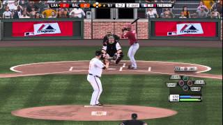 (PS3) MLB 12 The Show - Angels at Orioles [1st Inning]