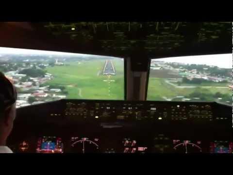 Landing LBV AF 0976