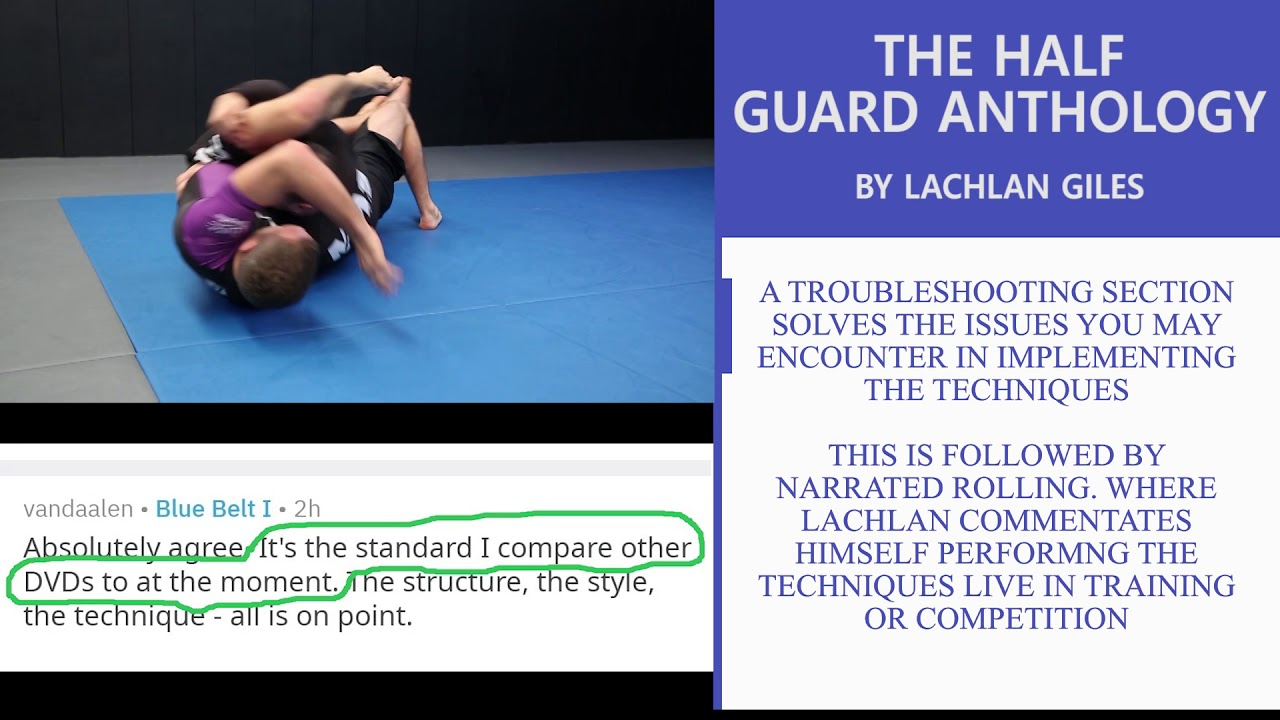 Is this the best reviewed BJJ instructional ever?