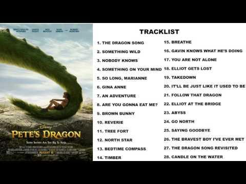 Pete's Dragon Movie Soundtrack 2016 - Tracklist & Release Date