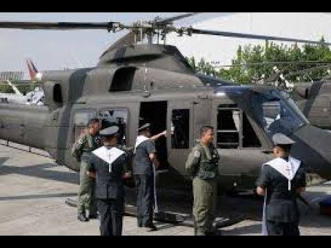 Philippines mua các trực thăng Nga thay cho 16 trực thăng Canada