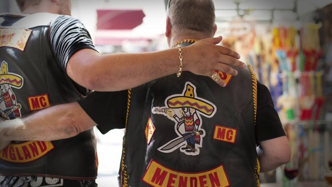 Bandidos mc National Run 2018 In Europe