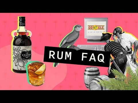 Top 5 Questions About Rum