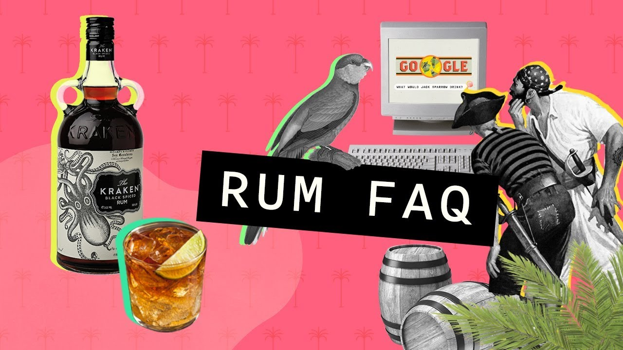 5 Most Googled Questions About Rum School Of Spirits