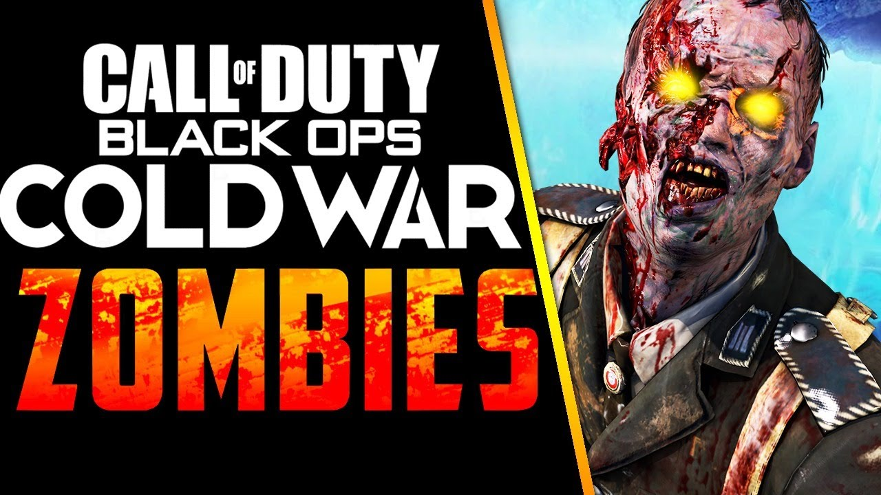 Call Of Duty 2020 Cold War Reveal Today Call Of Duty Black