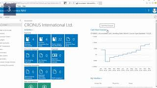 Dynamics NAV 2017 - How Do I benefit from the cash flow forecast simplifications