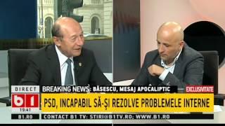 Băsescu îi dă vești proaste lui Dragnea: PSD și ALDE nu mai au majoritate