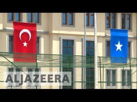 Mogadishu bombing: Turkish base was the 'intended target'