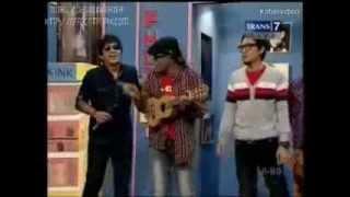 Lagu Karangan Wayang Opera Van Java (OVJ) Andre,Sule,Parto dan Desta
