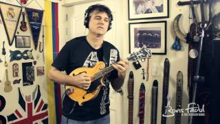 Boris Fadul & The BFusion Band - La Mia Toscana by Andrea Valeri (Mandolin Cover)
