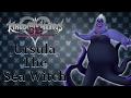 Kingdom Hearts HD Dream Drop Distance #1- Ursula The Sea Witch