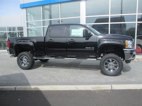 2014 chevy silverado 2500hd lt southern comfort lifted truck youtube. Black Bedroom Furniture Sets. Home Design Ideas