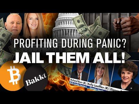 Bakkt CEOs & US Senators Pandemic Scheme EXPOSED!