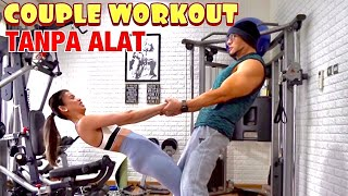 OLAHRAGA DI RUMAH DEDDY CORBUZIER TANPA ALAT | BEST COUPLE WORKOUT MOTIVATION