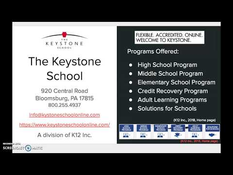 VS Case Study - The Keystone School