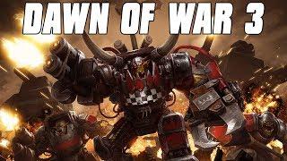 Dawn of War 3 Multiplayer 3v3 New Annihilation Mode!