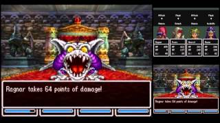 Dragon Quest IV [DS] Playthrough #089, Diabolic Hall: Real Final Battle: Aamon
