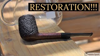 Barling Pipe Restoration/Rustication. Give away!!