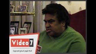 ماذا قال أحمد عدوية عن ظهوره على قناة إخوانية؟