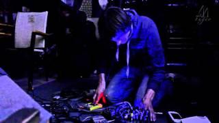 Dao de Noize фрагмент выступления на фестивале экспериментальной музыки Inner Sound V