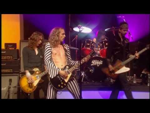 The Darkness - I Believe In A Thing Called Love live from later HD