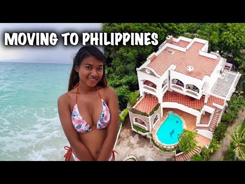 Moving To The Philippines - Living In Boracay (NEVER GOING HOME)