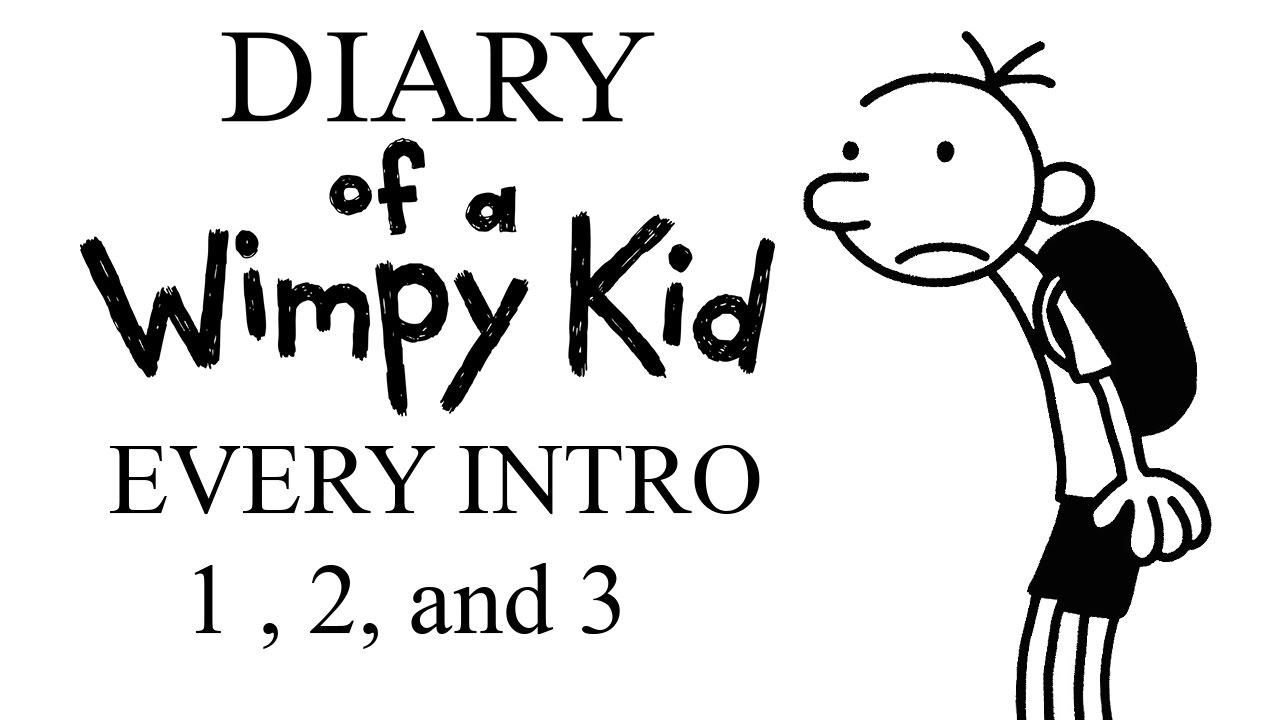 characteristics of diary of a wimpy